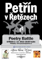 Pozvánka na Poetry Battle